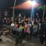 PLTCOL REX BERIDA CANTILLEP FC, OCMFC conducted pulong pulong at Sitio. Cadicoy, Brgy. San Jose, Ormoc City